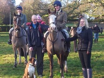 Quorn Hunt Meet