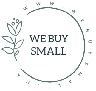 We Buy Small Logo