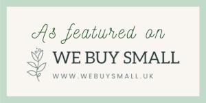 We Buy Small