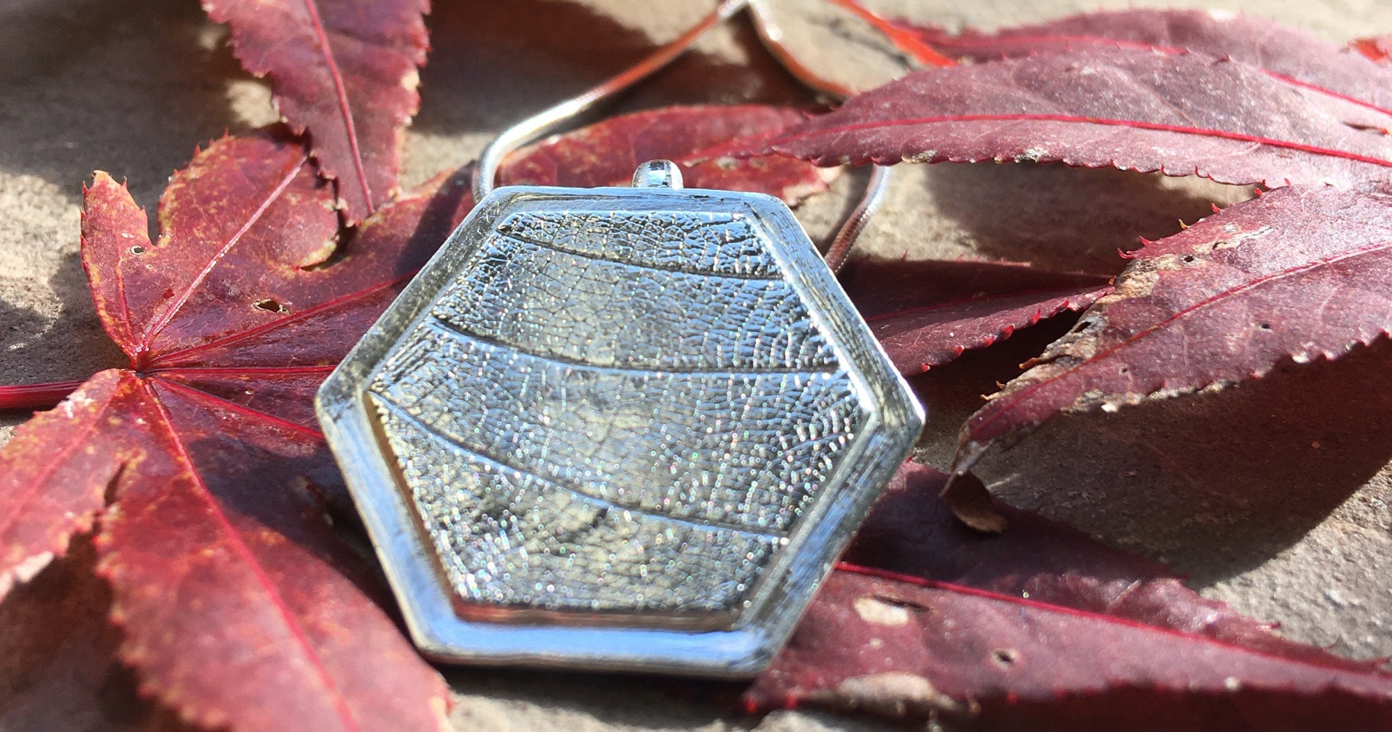 Hexagonal Pendant