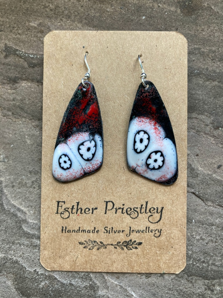 Patterned Earring (P7)