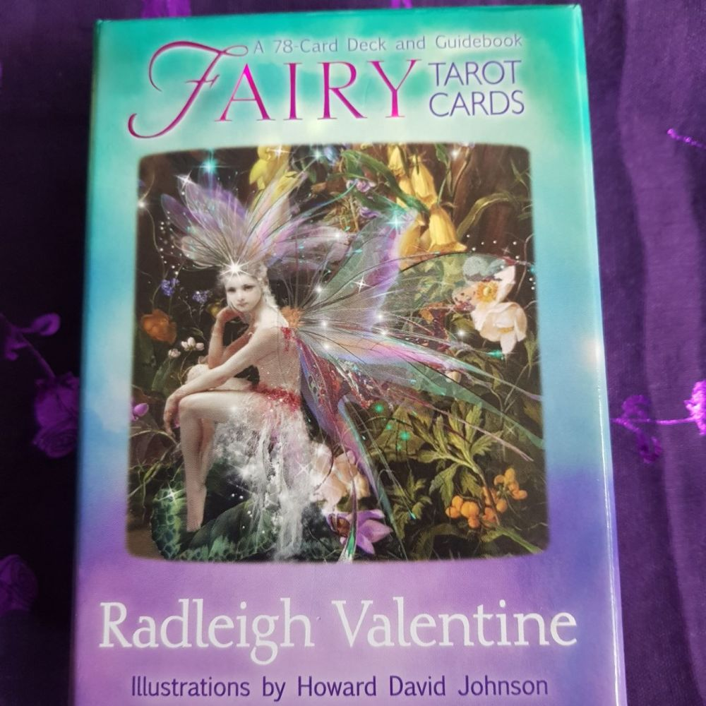 Fairy Tarot Card Reading