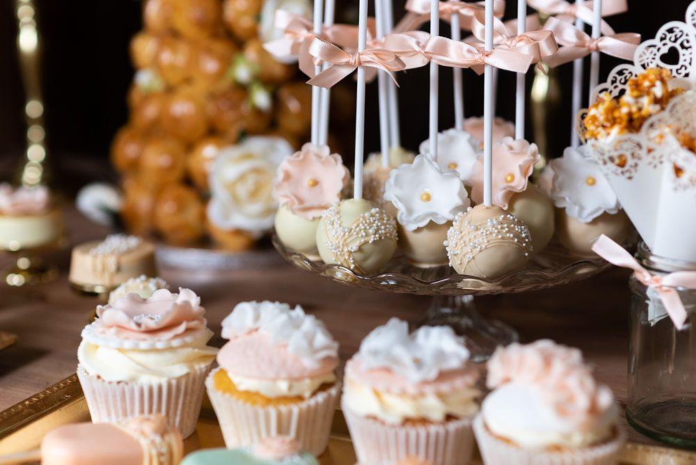 wedding dessert table manchester