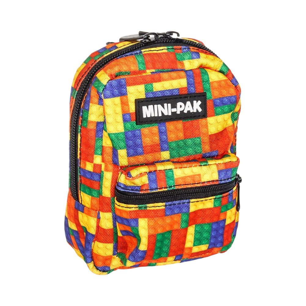 Colourful Miniature Backpack