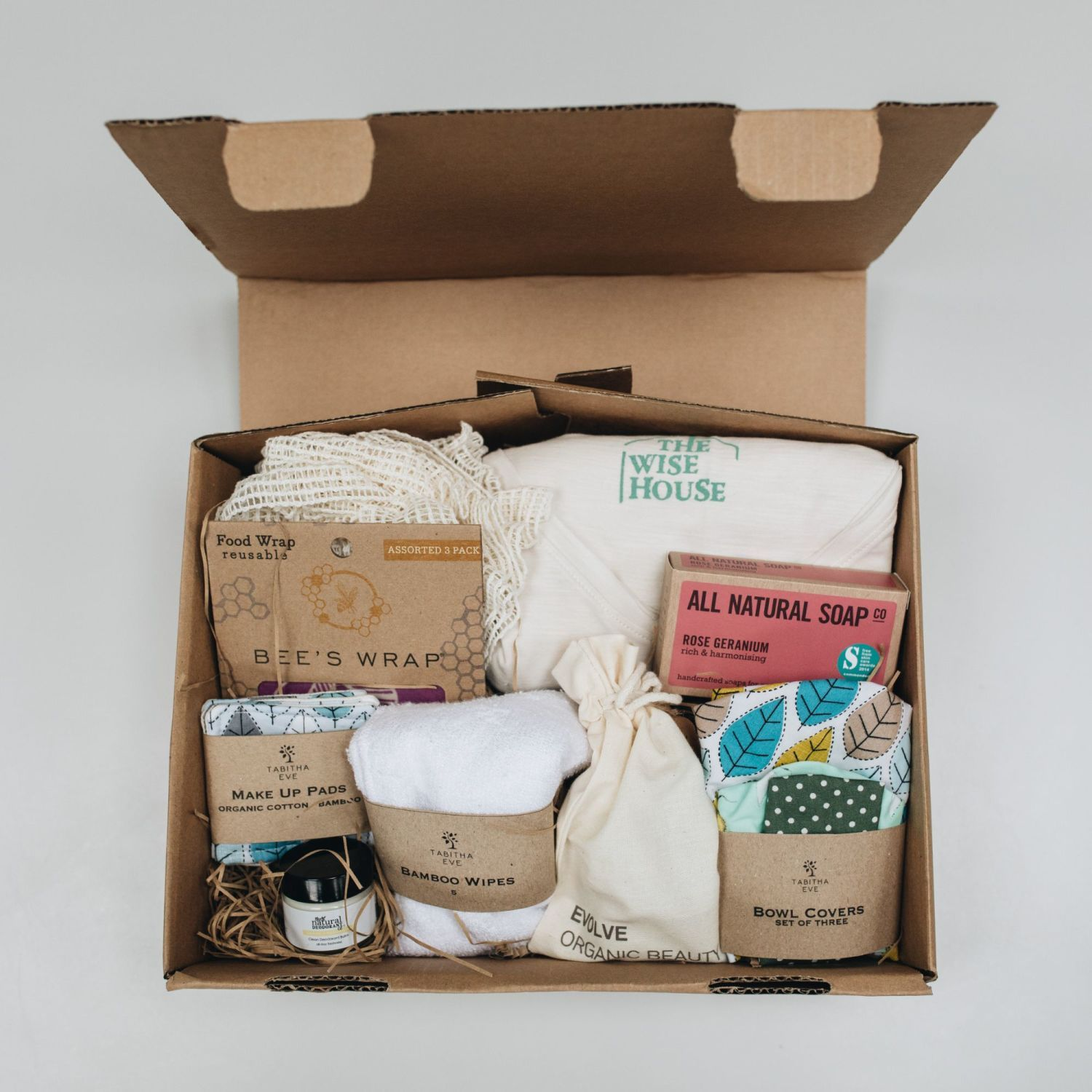 """Build Your Own"" Eco-Friendly Starter Kit"