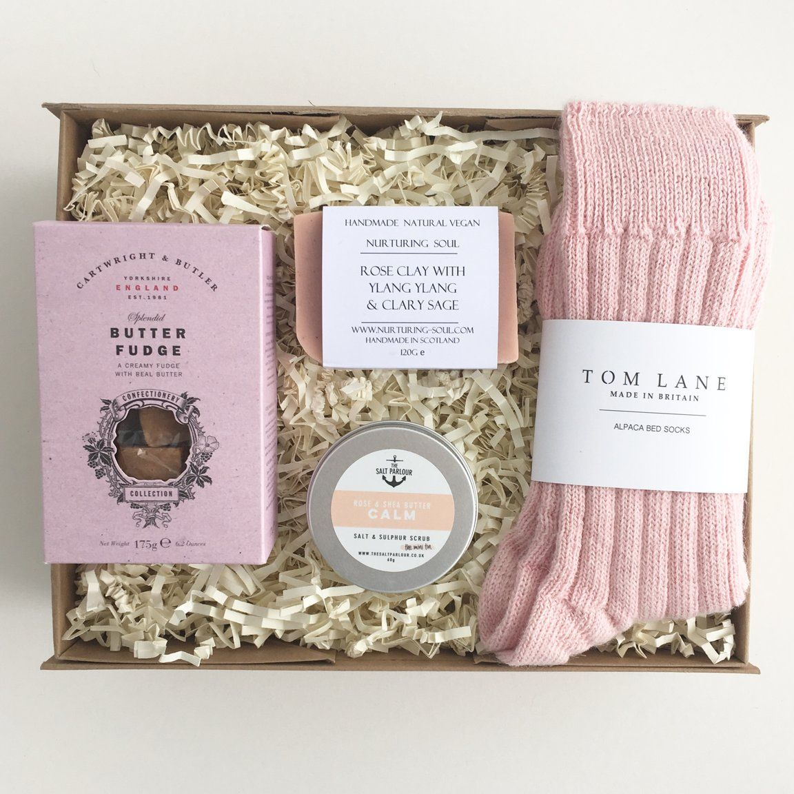 """""""Pretty In Pink"""" Gift Box"""