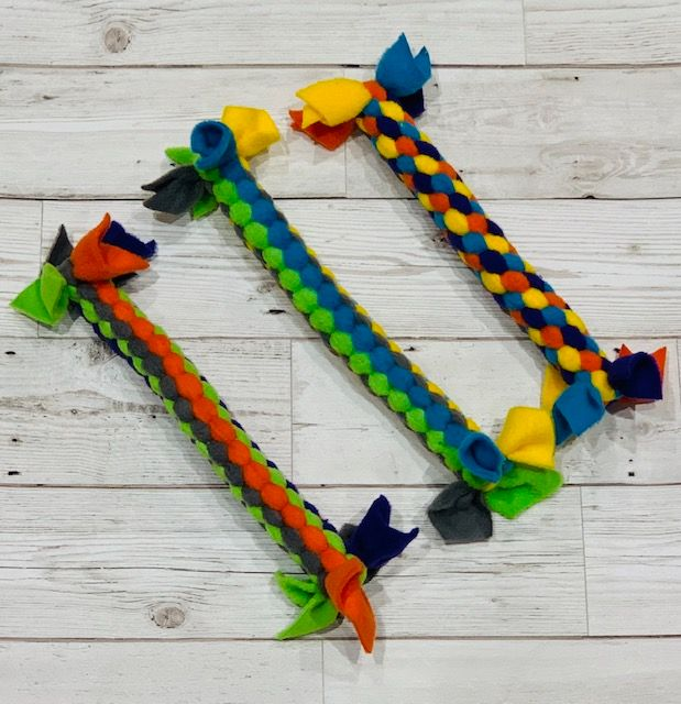 Braided Tug Rope Dog Toy