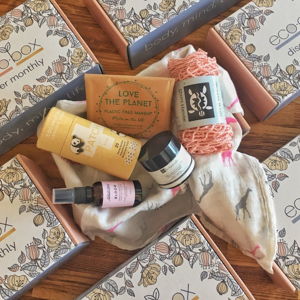 Ecoco Mums Gift Box