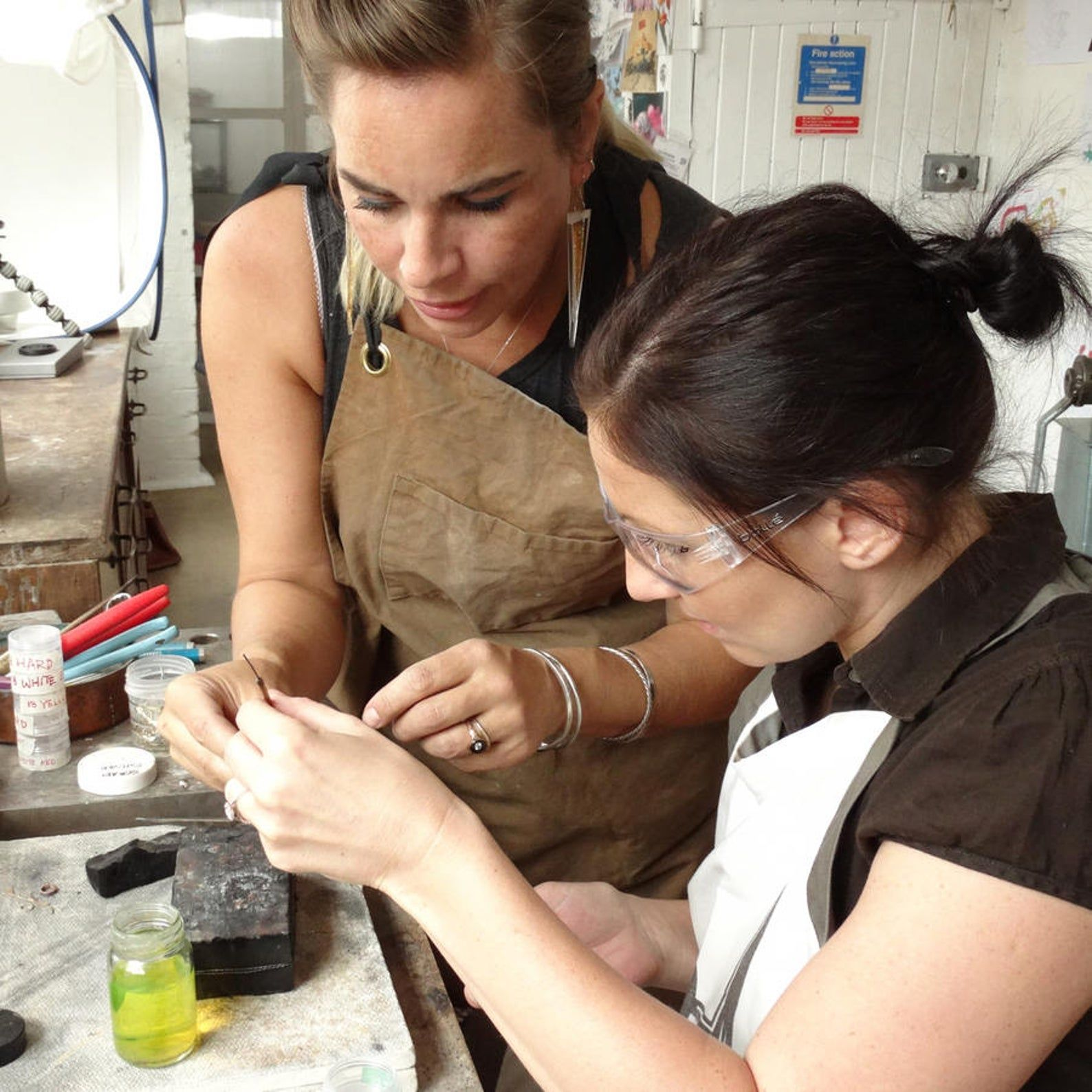 Silver Jewellery Making Day