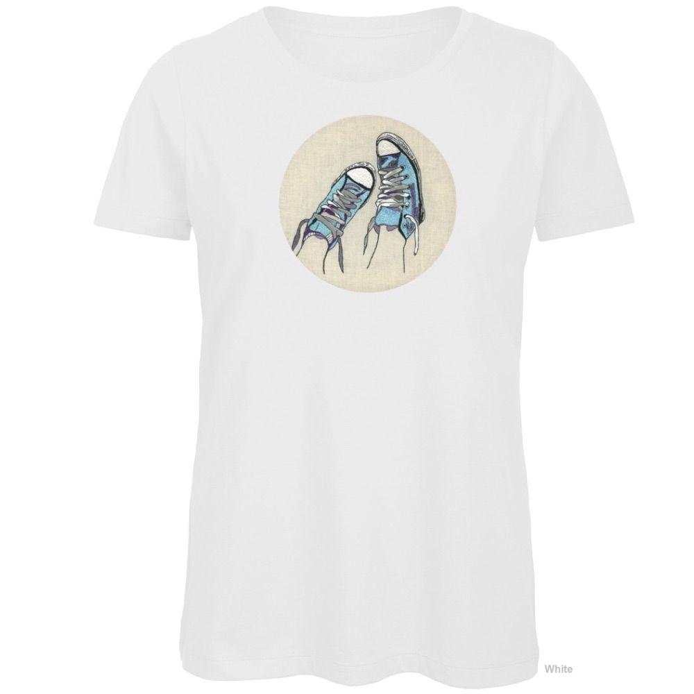 Baseball Boots Organic T-shirt