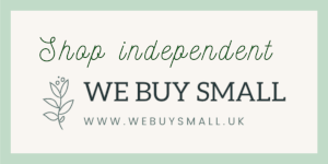 Shop independent Webuysmall Badge