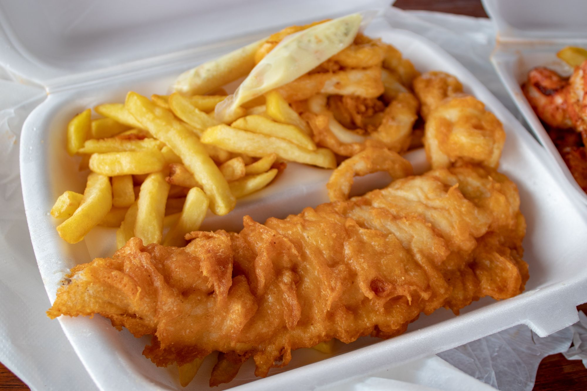 Fish n Chips Takeaway