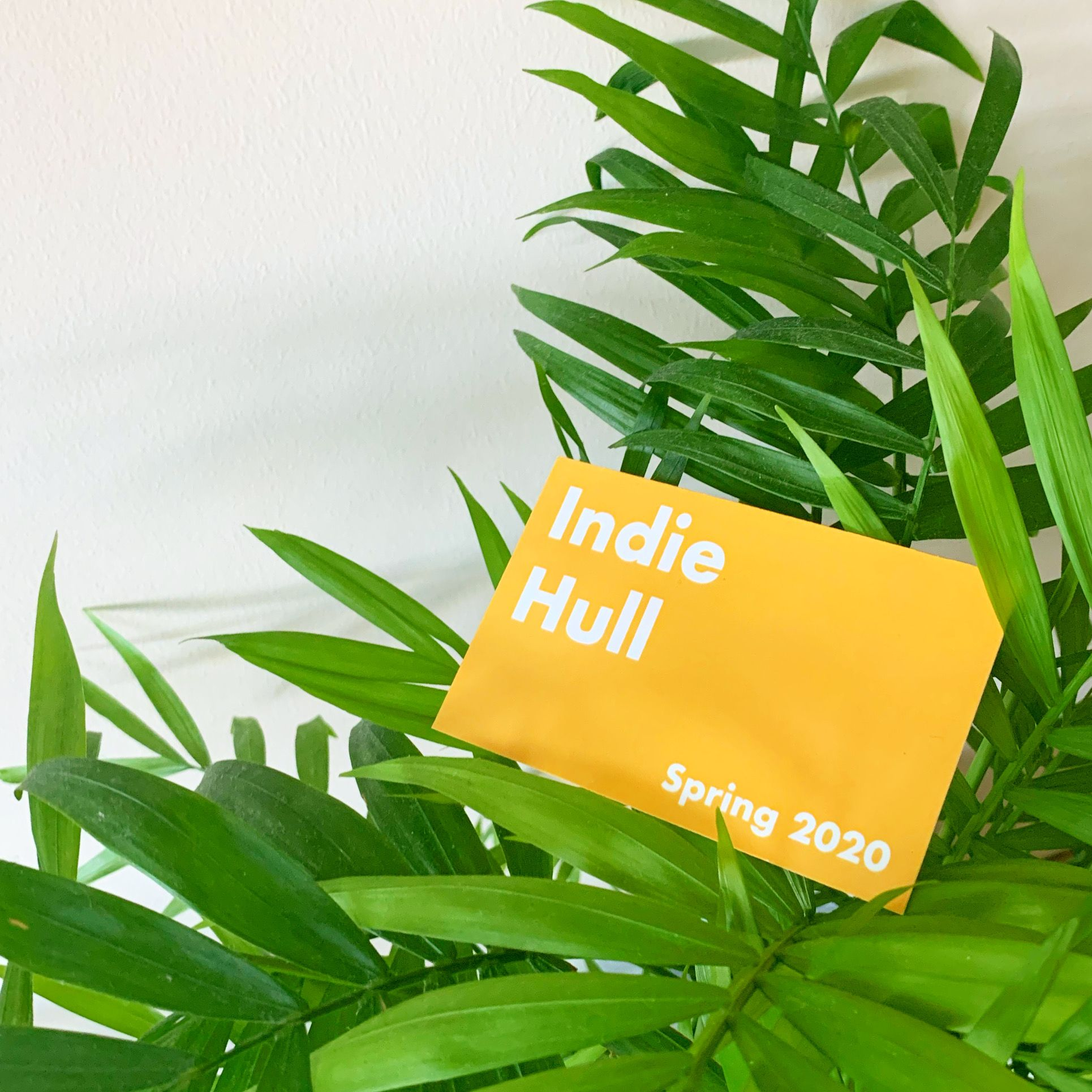 Indie Hull business card