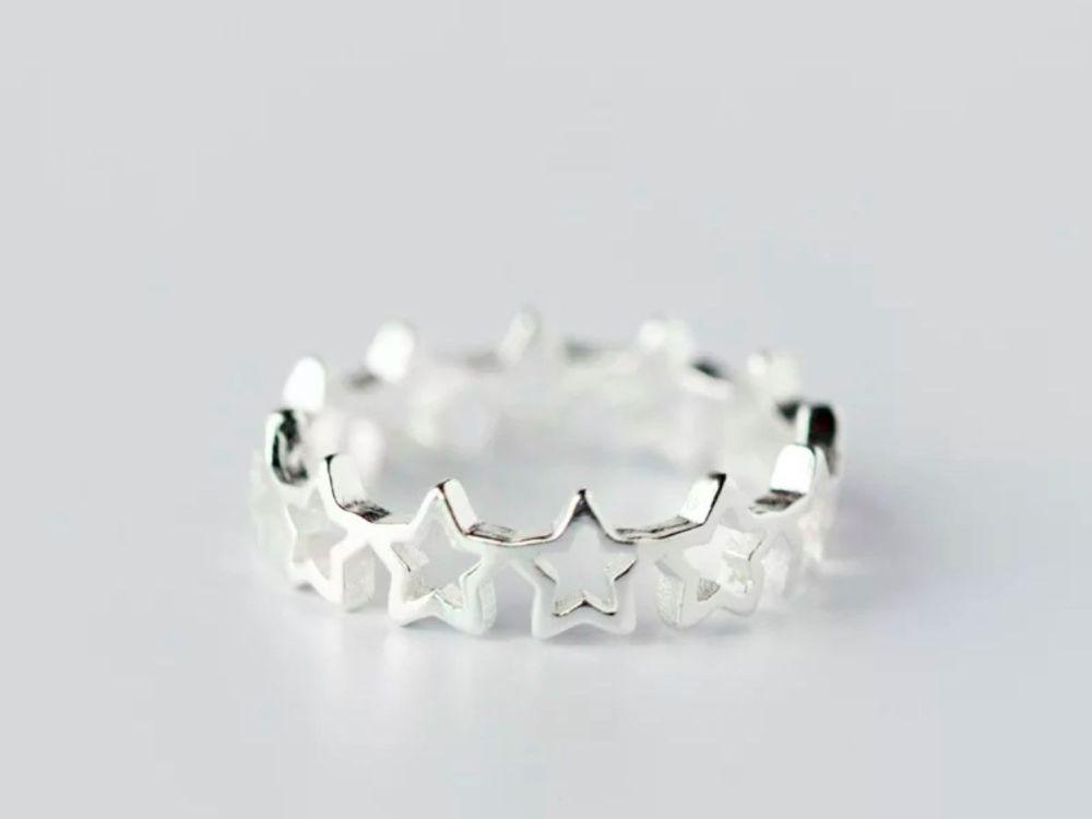Star Band Ring