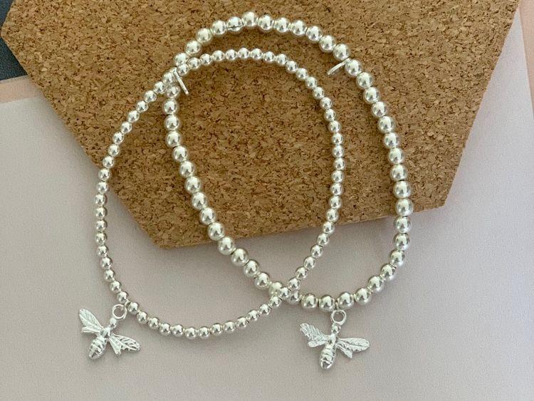 Sterling Silver Stacking Bracelets