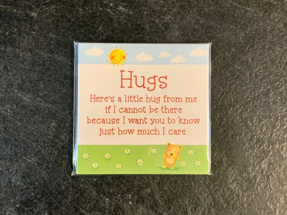 Hugs Magnet