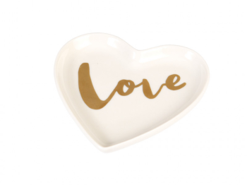 Love Heart Trinket Dish