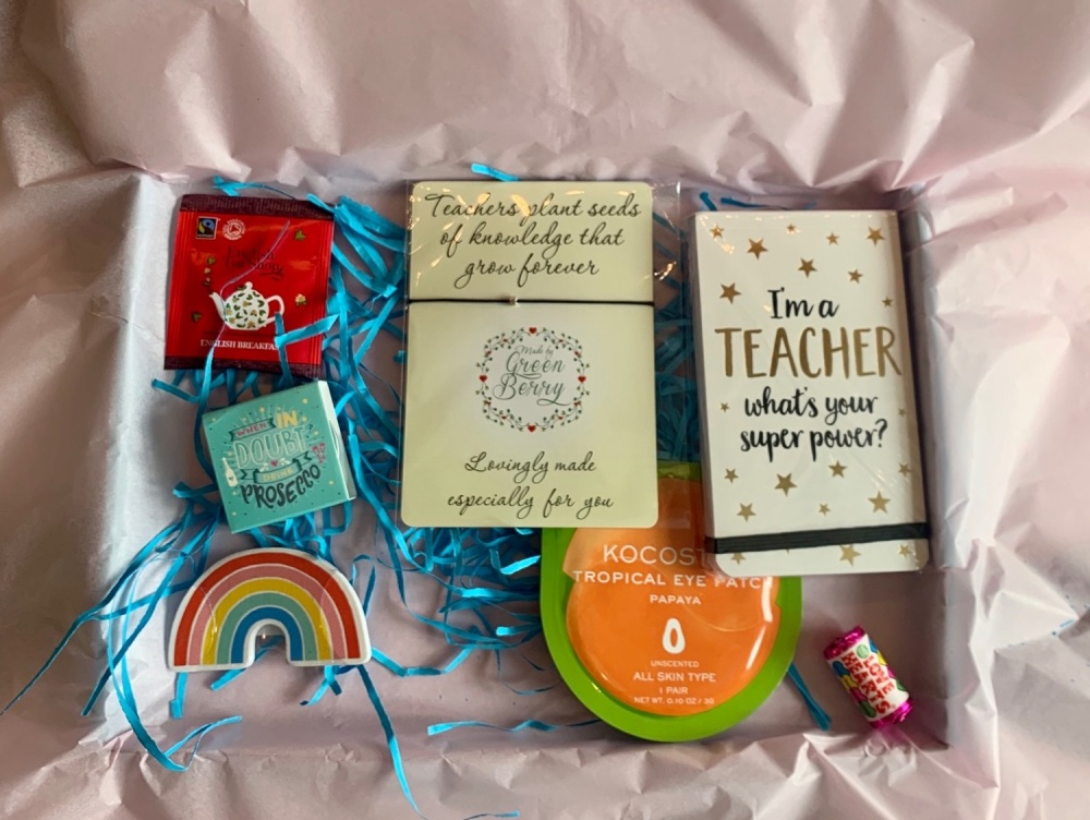 Teacher 2 Delight Box