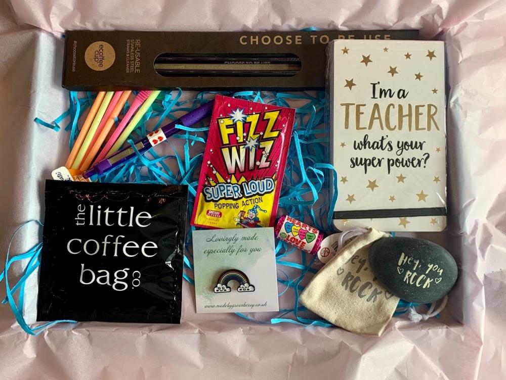 Teacher 5 Delight Box
