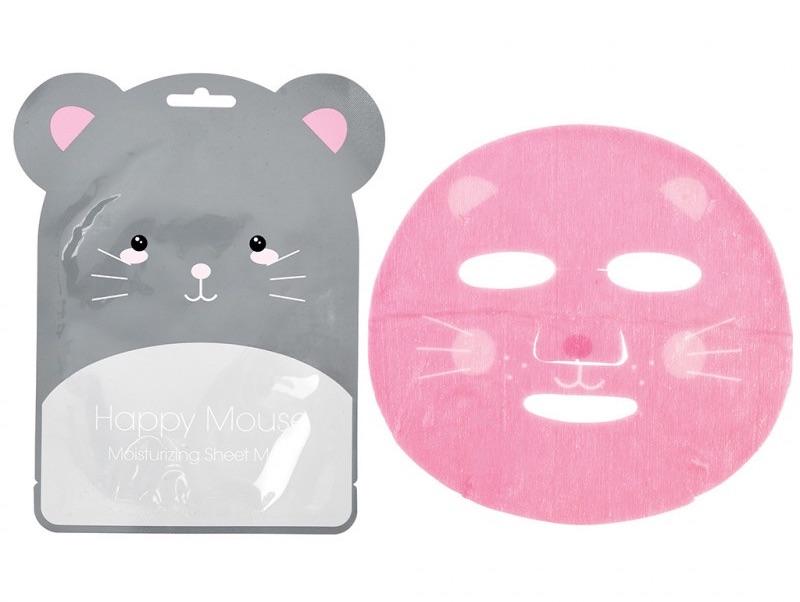 Mouse Moisturising Face Mask