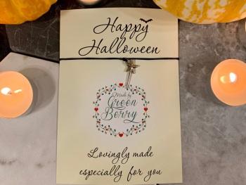 Halloween Wand Wish Bracelet