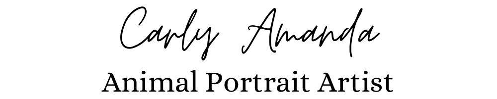 Carly Amanda Art Wildlife and Pet Portrait Art
