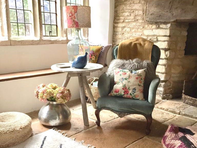 One World x Country Homes & Interiors