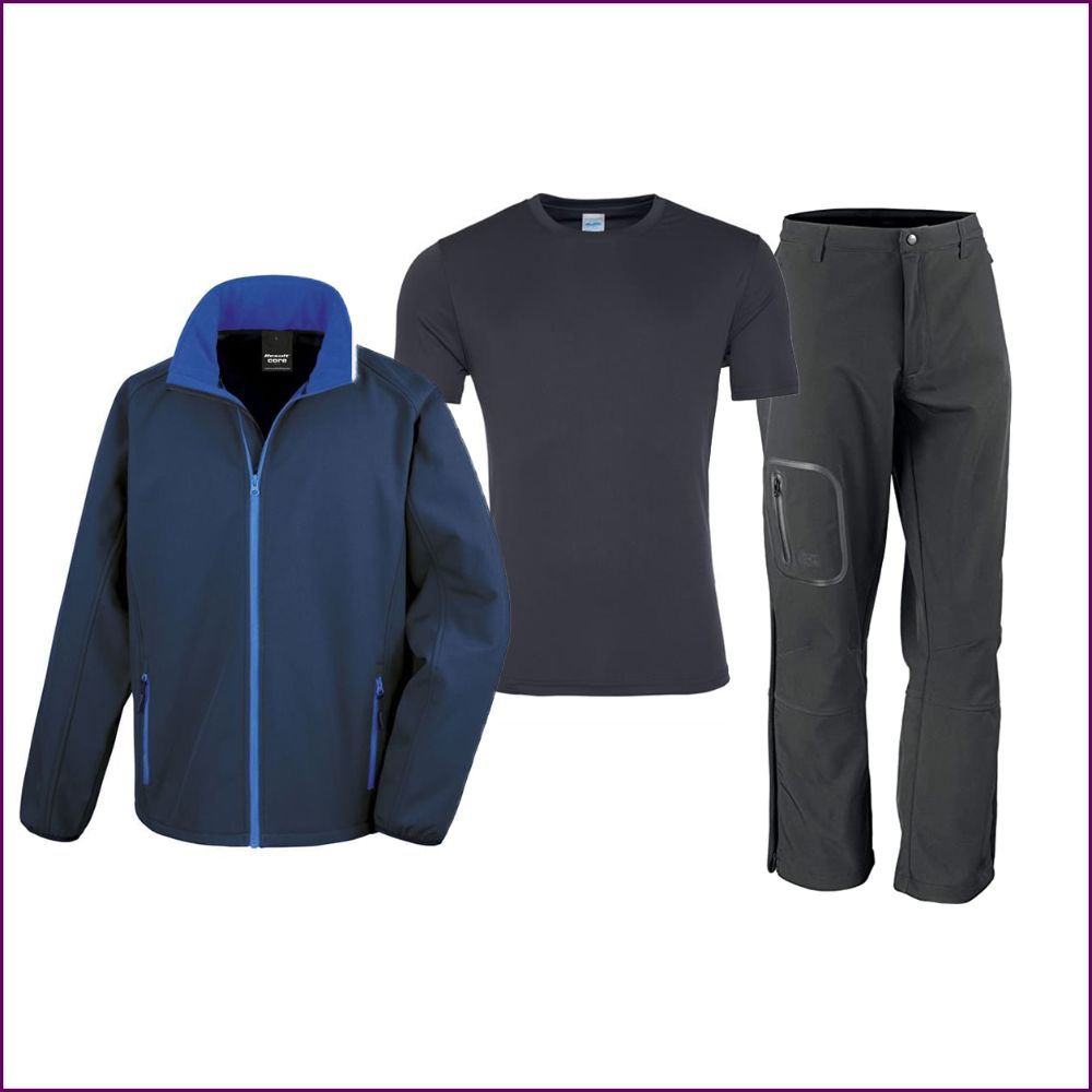 Men's Dog Grooming Workwear