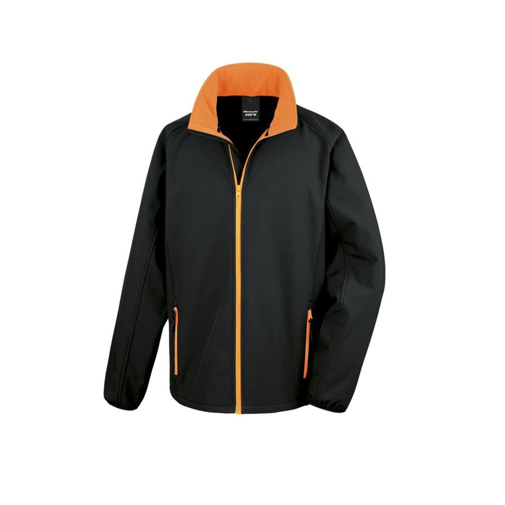 Hair Resistant Softshell Jackets