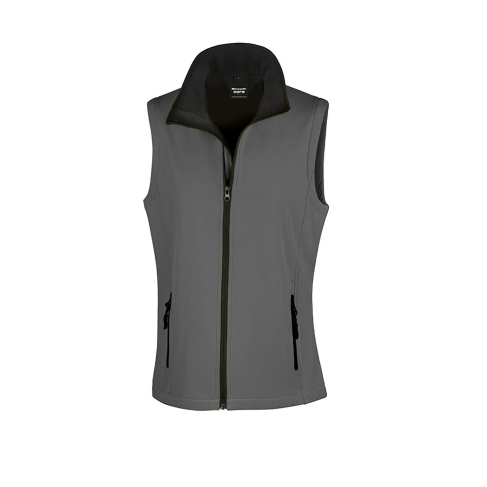 Hair Resistant Softshell Gilets