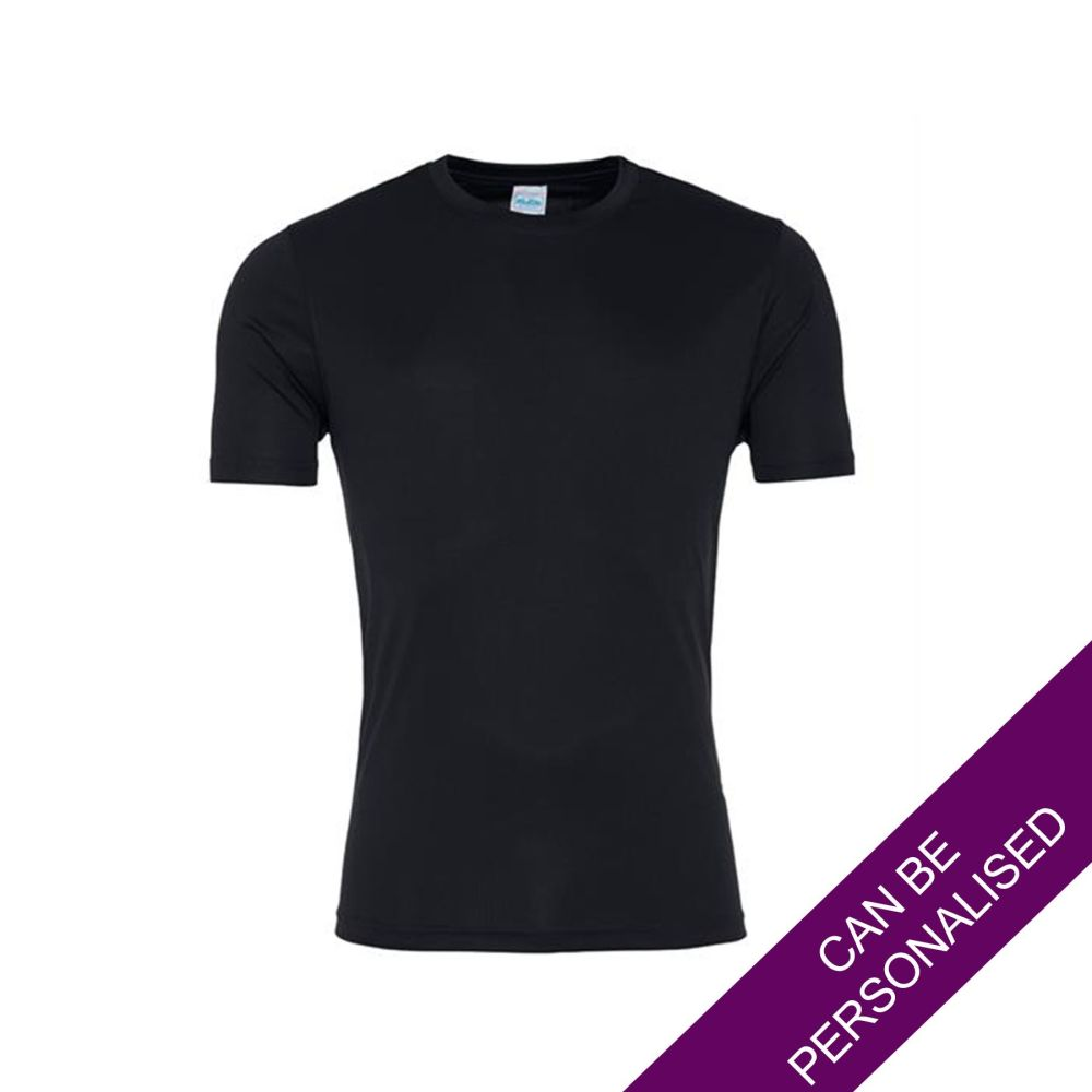 Men's Hair Resistant T-Shirt - Black