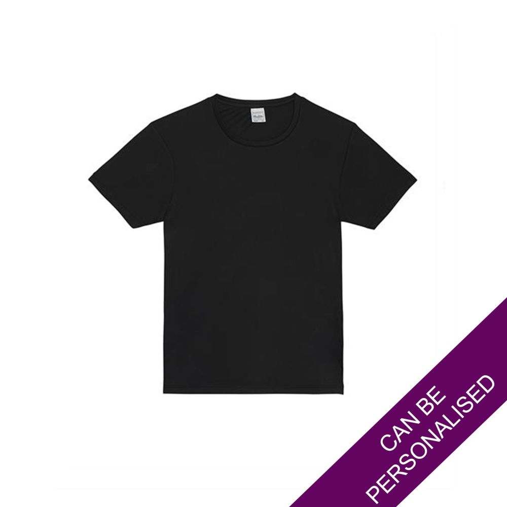 Women's Hair Resistant T-Shirt - Black