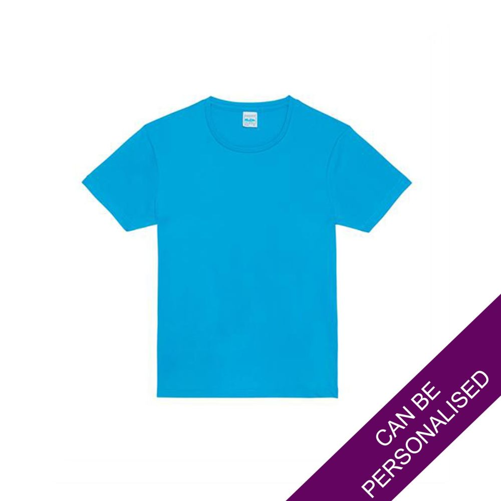 Women's Hair Resistant T-Shirt - Blue