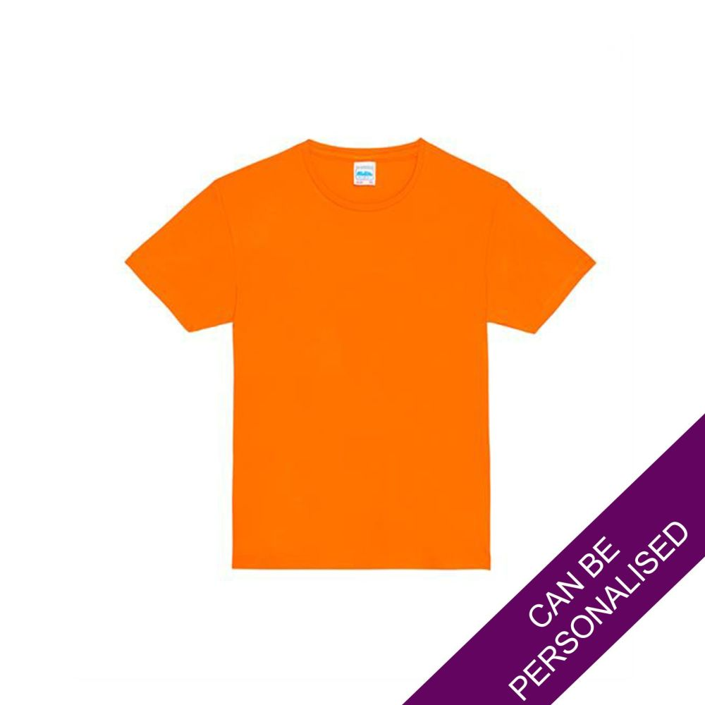 Women's Hair Resistant T-Shirt - Orange