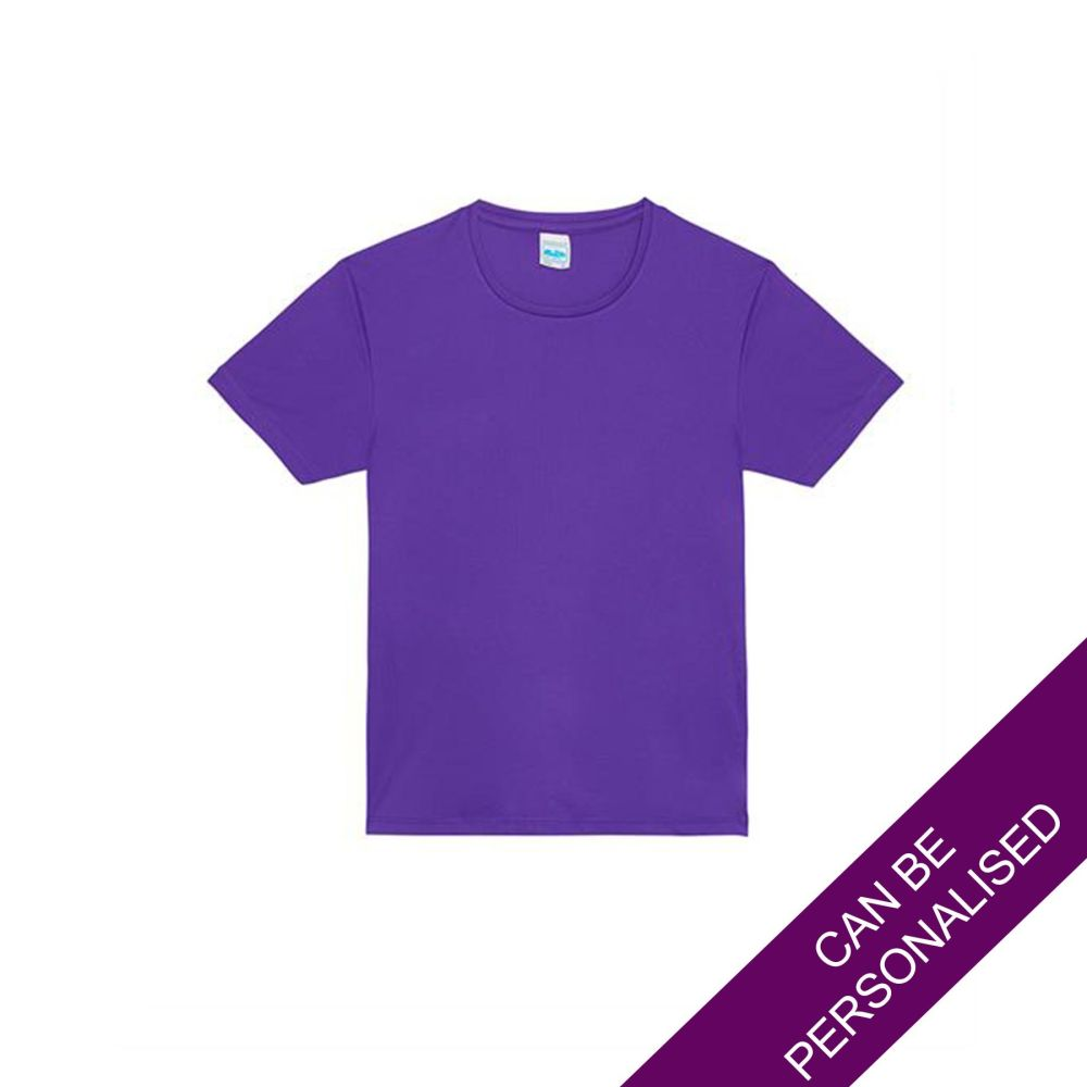 Women's Hair Resistant T-Shirt - Purple