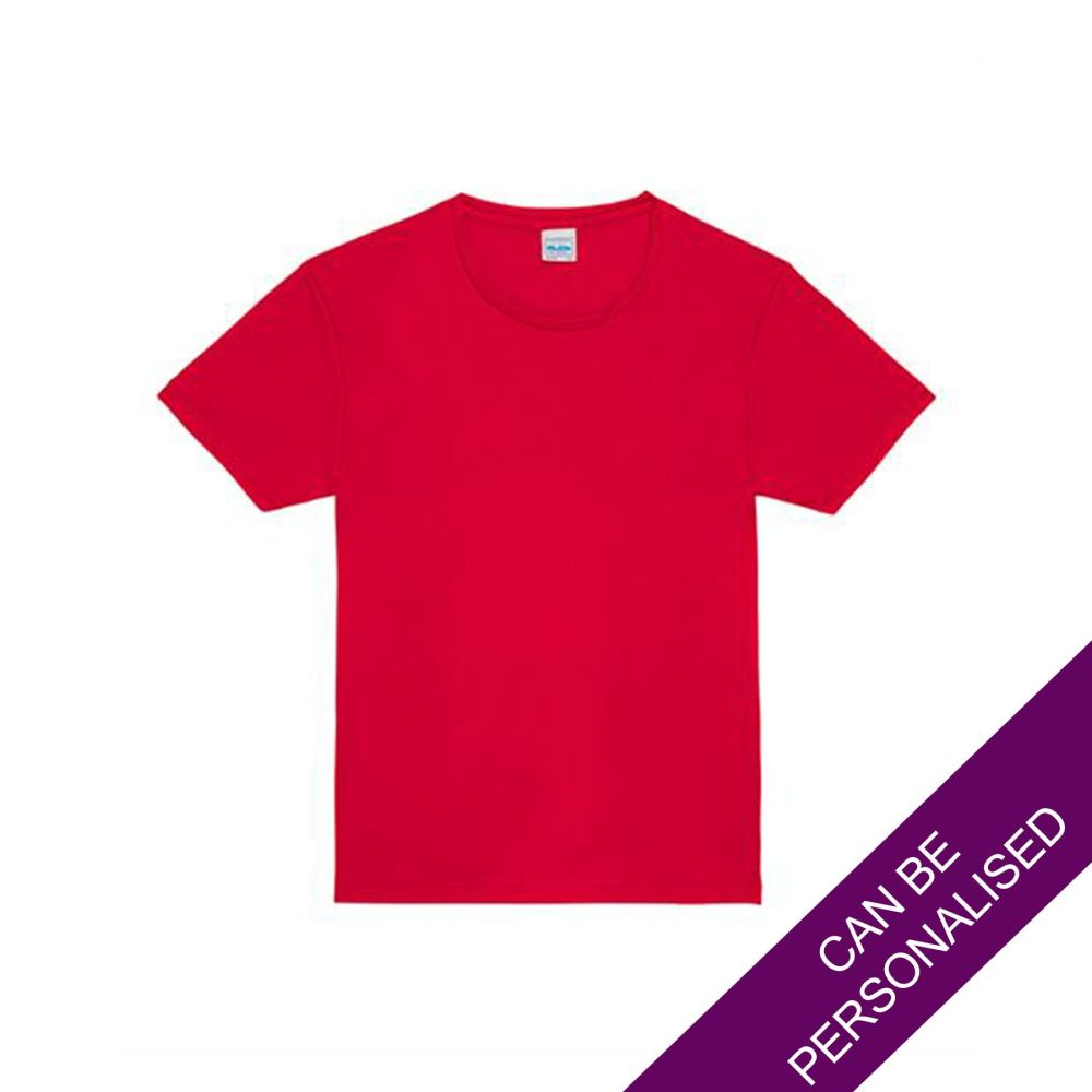 Women's Hair Resistant T-Shirt - Red