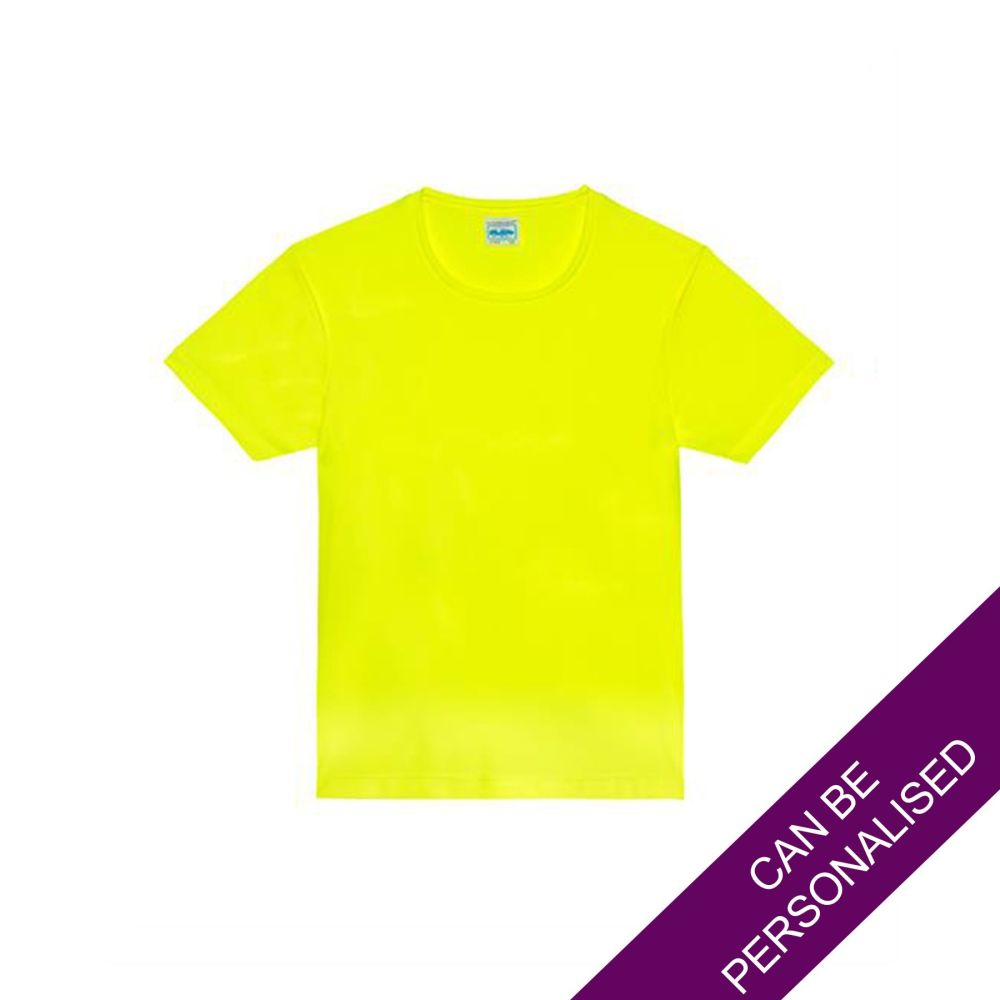 Women's Hair Resistant T-Shirt - Yellow