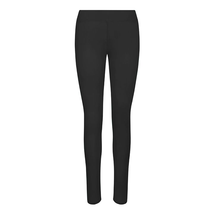 Women's Hair Resistant Leggings - Black