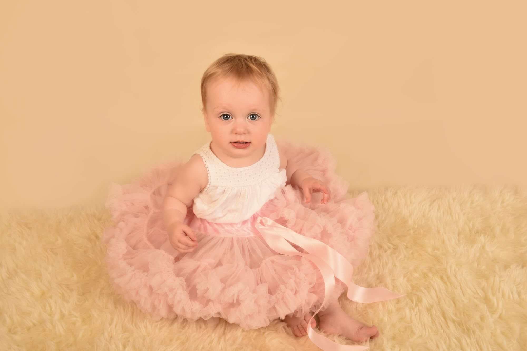 tutu dress photoshoot