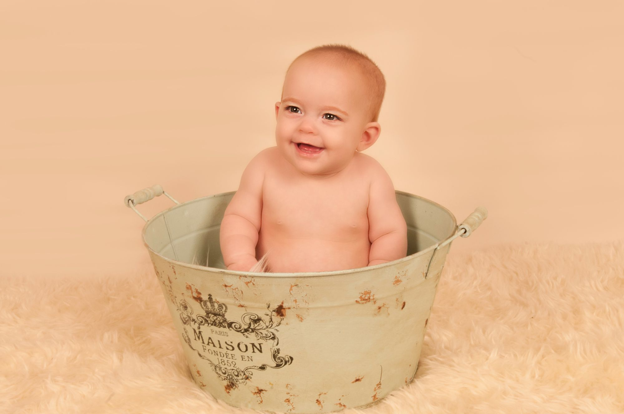 baby bucket shoot
