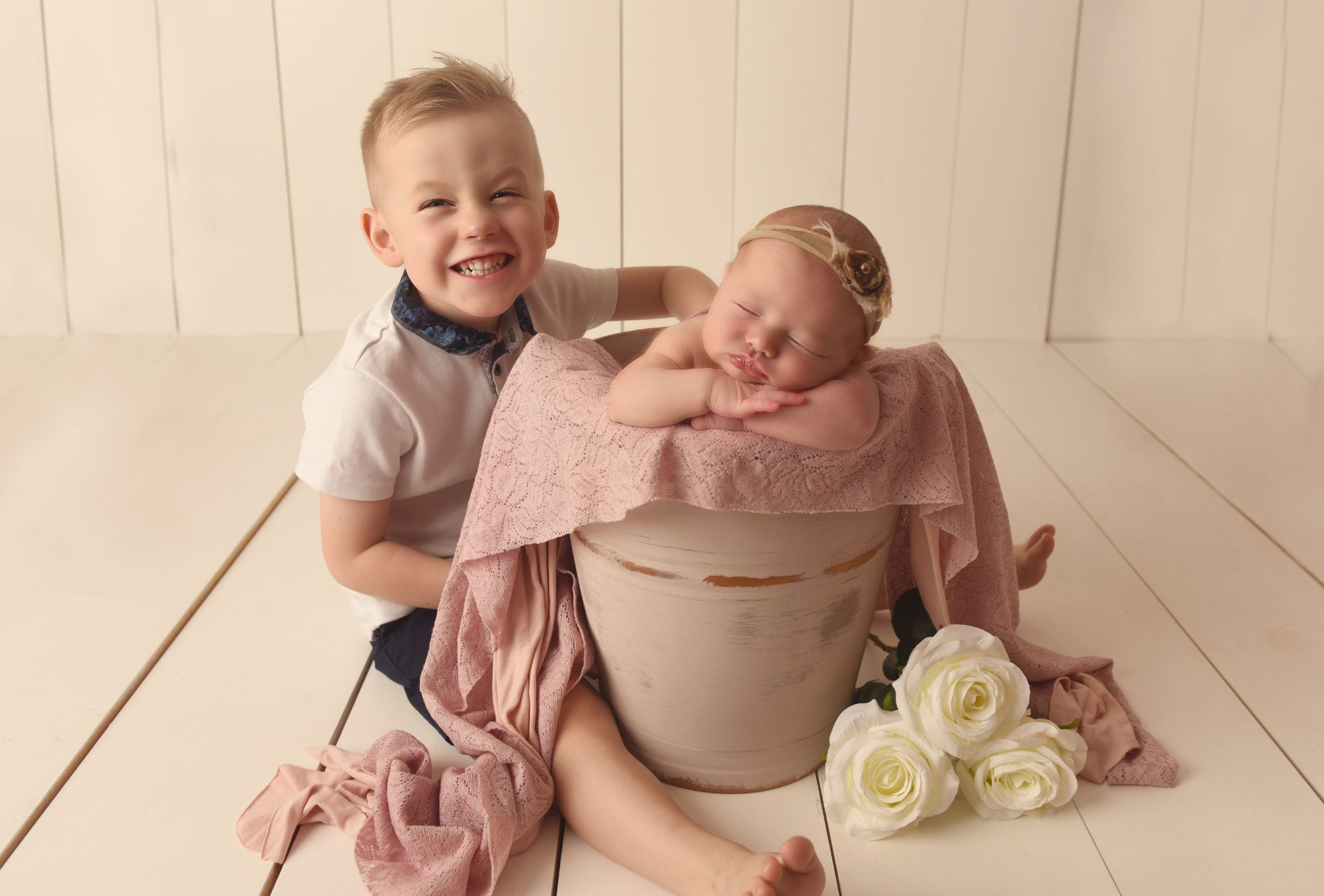 Sibling Photoshoot Worsley Manchester
