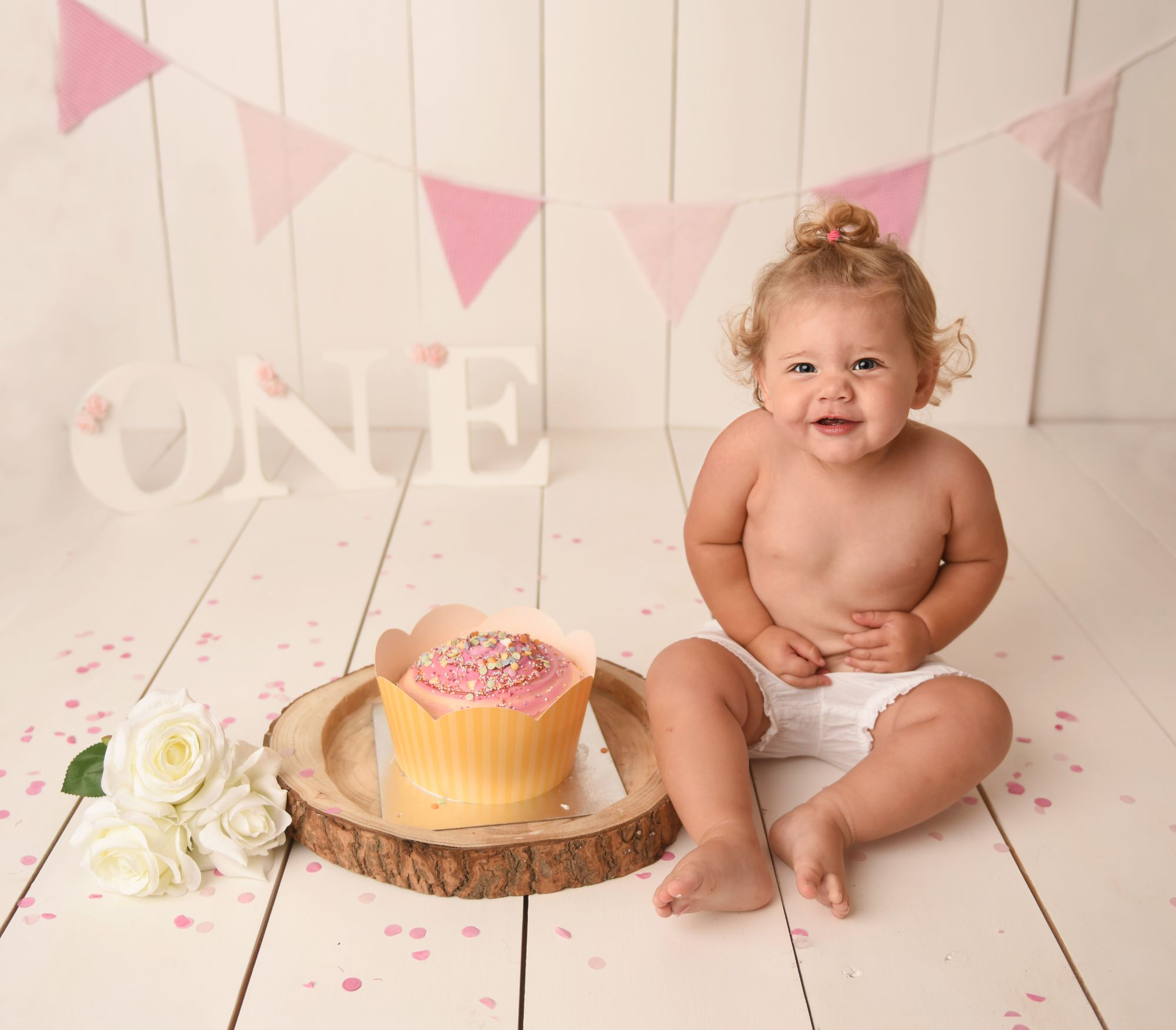 Cake Smash Photographer Worsley Manchester