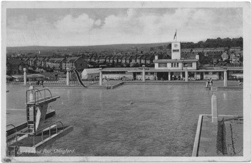 chingford pool