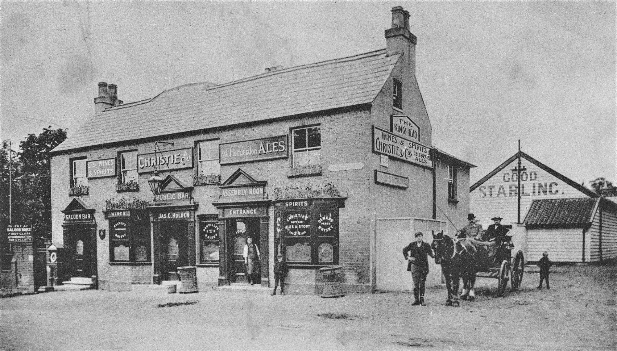 Kings Head 1895
