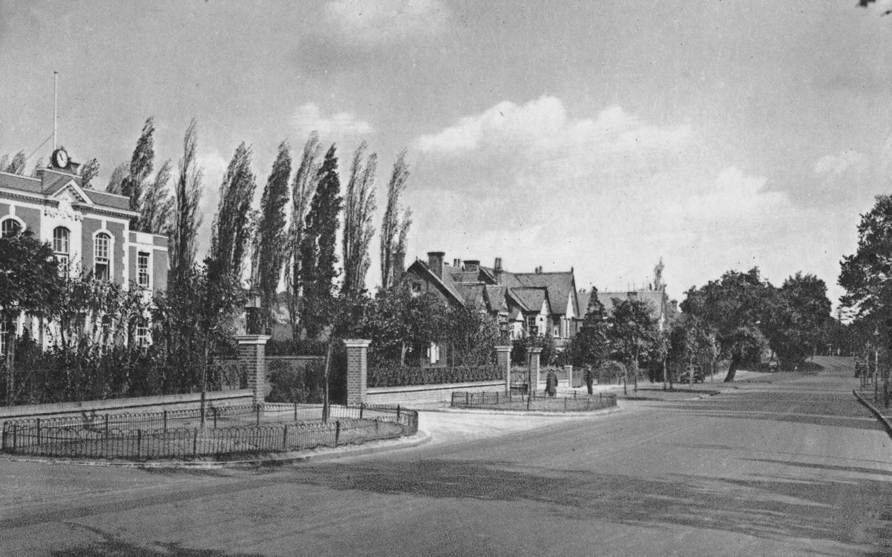 The Ridgeway 1948