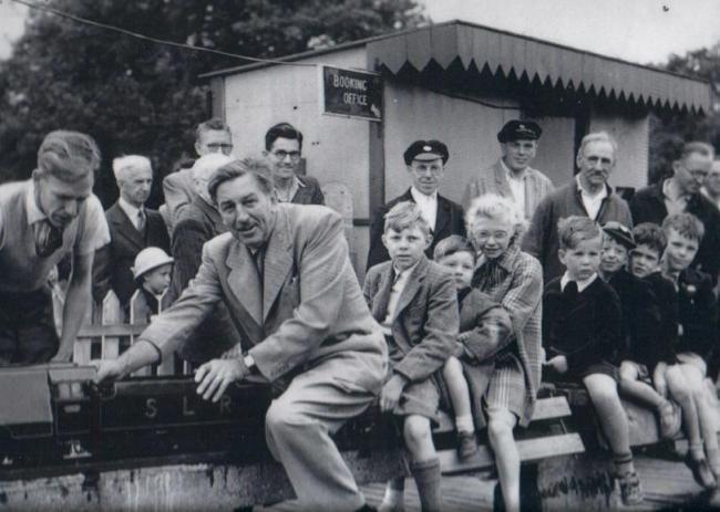 Ridgeway Park Railway