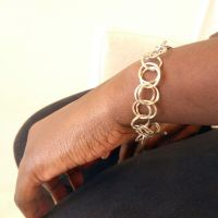 Twisted Links Bracelet. Item CM024