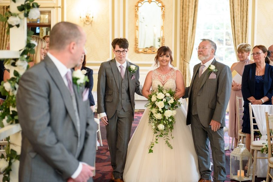 real weddings derbyshire