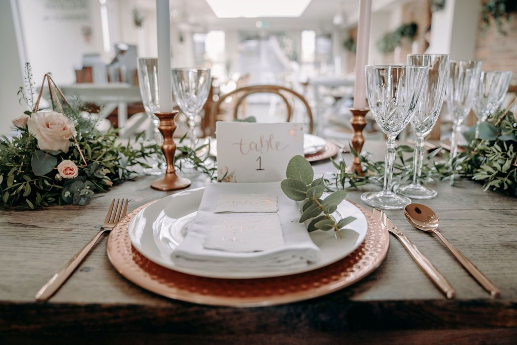 wedding decor details