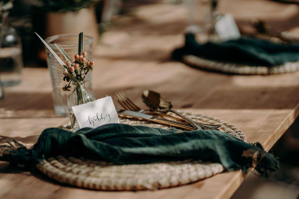 wedding table decor hire sheffield